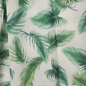 NWT Boohoo Tropical Beach Maxi skirt